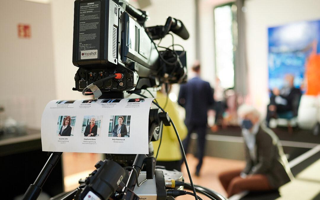 """GW-Talk #digital – Die Gebäudewirtschaft der Stadt Köln geht """"ran an die Kartoffeln"""""""
