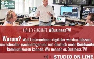 #Business TV – Folge 1